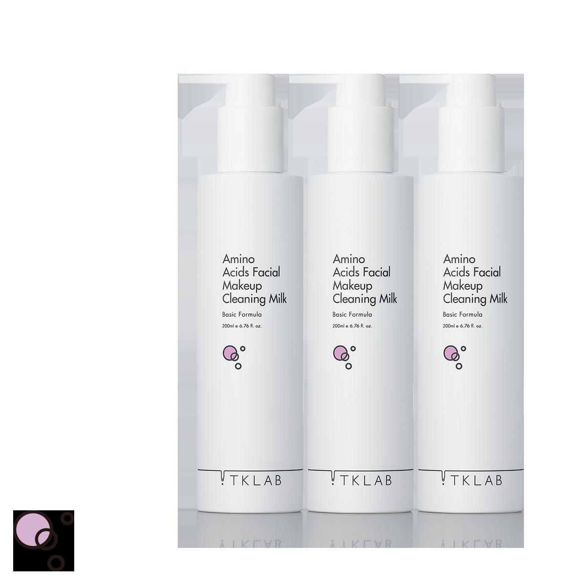 氨基酸溫和卸妝乳(3入)