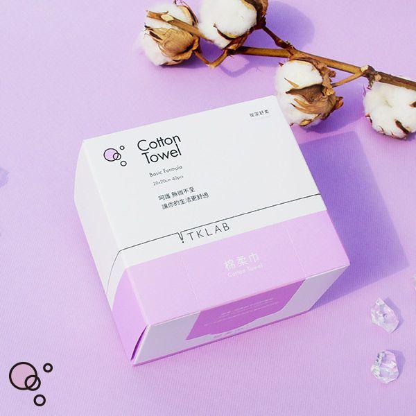 棉柔巾(限購5盒)-因疫情暫無生產計劃