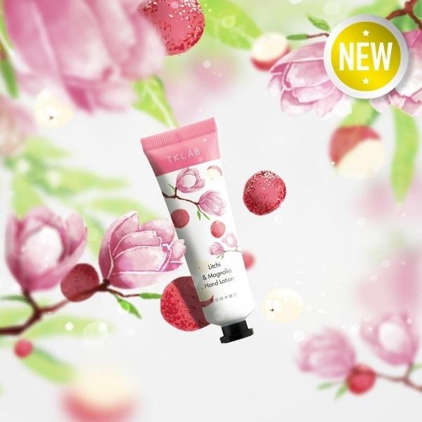 新品-荔枝與木蘭花護手霜