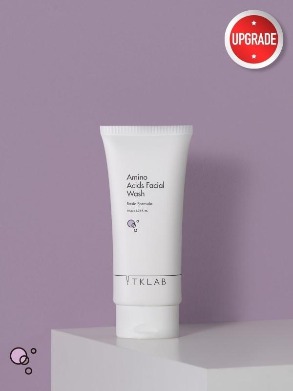 升級-氨基酸溫和潔顏霜