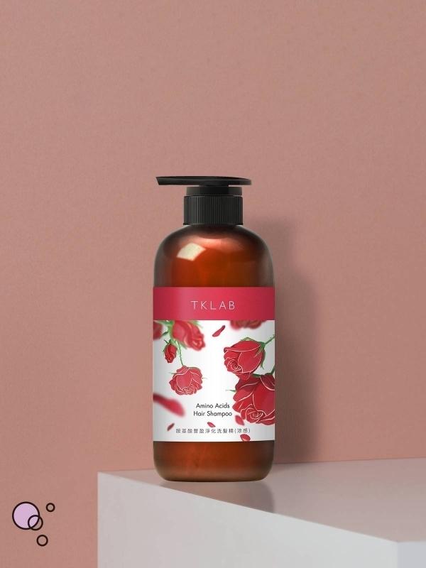 胺基酸豐盈淨化洗髮精(涼感)